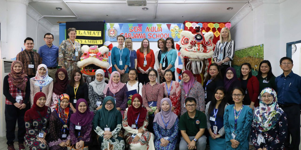 Supporting Early Childhood Learning and Development at Seri Mulia Sarjana School