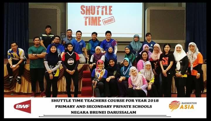 Mentors Embark on Badminton Seminar