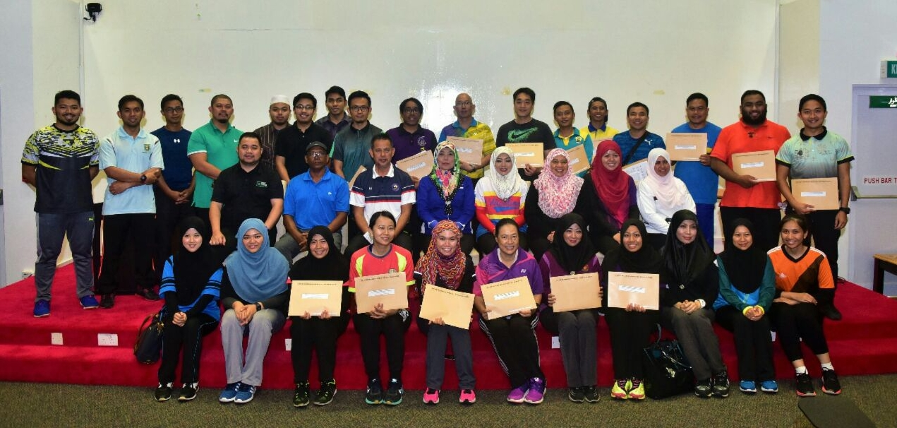 PE Teacher Attends Seminar – Workshop