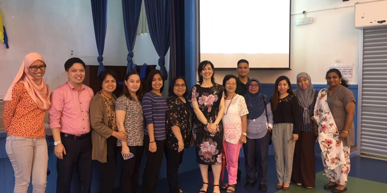 English Teachers Embark on Talk for Writing