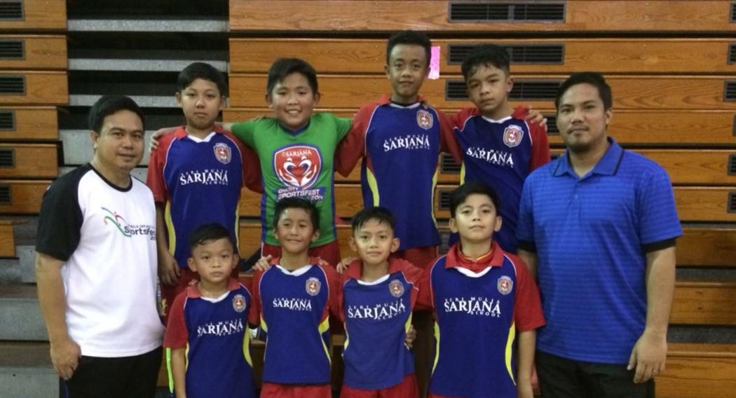 Futsal Team Reaches Quarter Finals