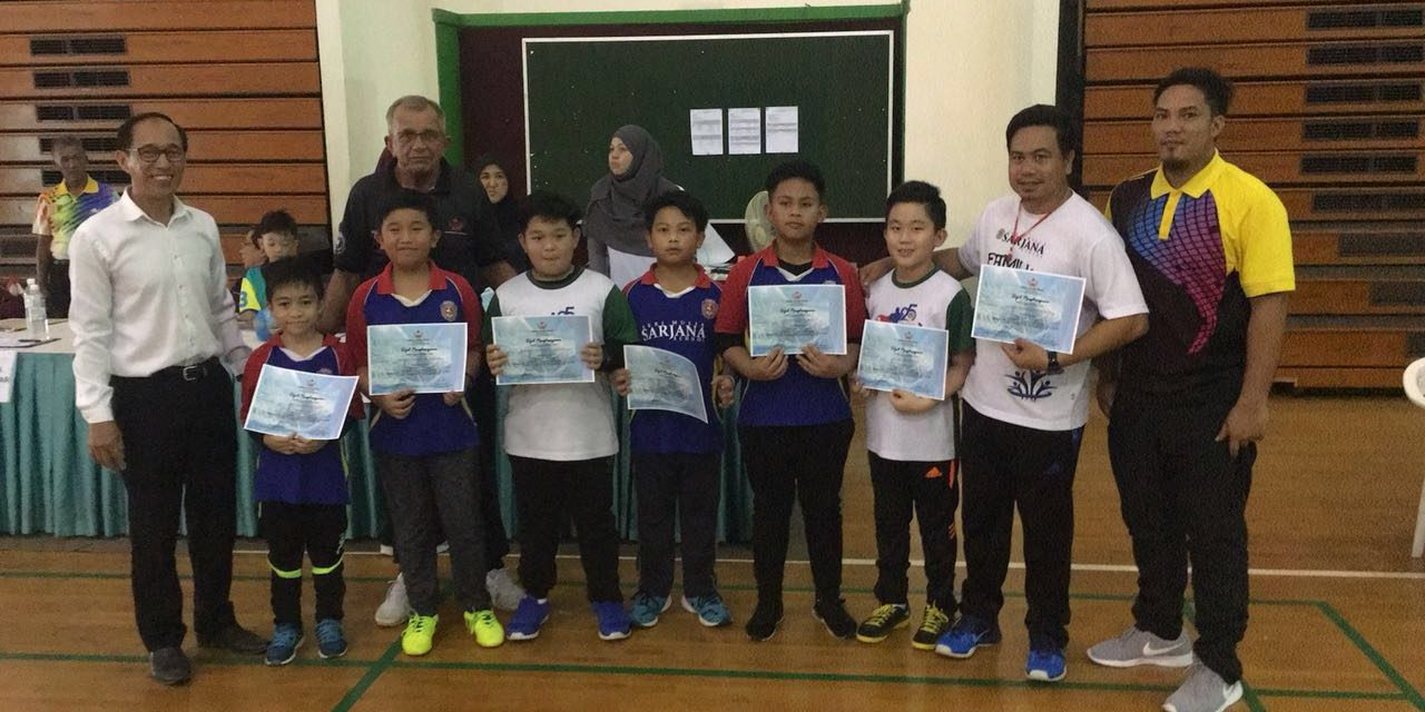 SMSS places 3rd in National Mini Handball Tournament