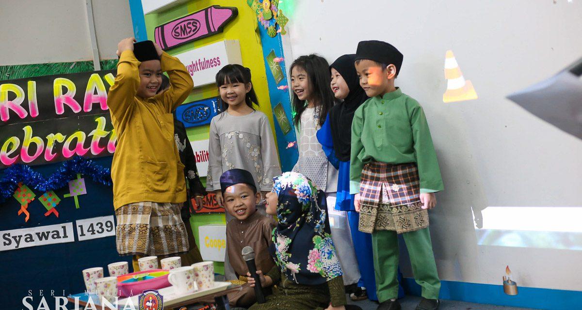 SMSS celebrates Hari Raya Festivities