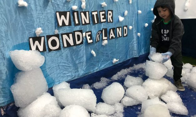 Winter Wonderland at Preschool Sarjana