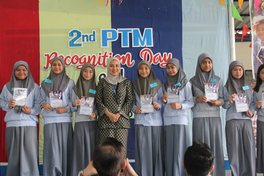 SMSS Primary students shine in their 2nd PTM and Awarding Ceremony