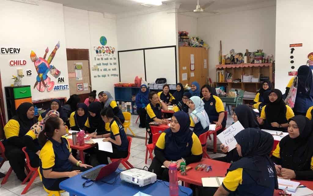 Preschool Educators Attend Brunei Literacy National Standards Workshop