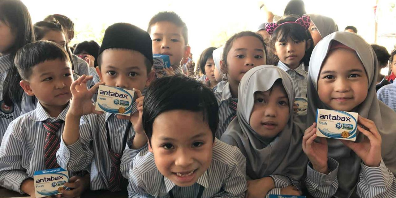 SMSS Holds Hand Hygiene Campaign 2020