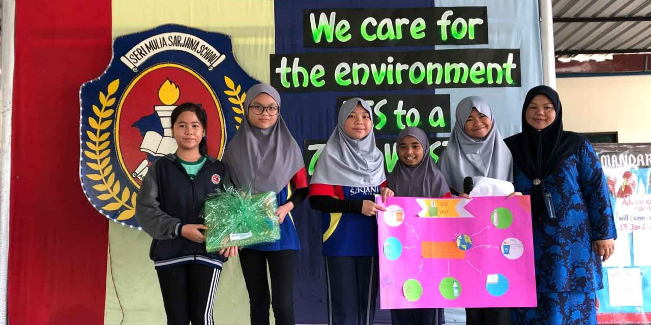 Zero Waste Campaign Launches in SMSS
