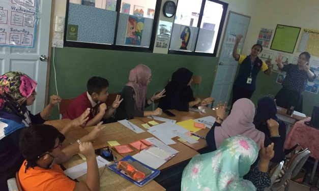 SMSS Holds Maths Workshop for Parents
