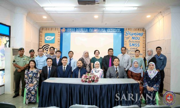 SMSS and Beyond Tomorrow Sdn Bhd MoU Signing Ceremony
